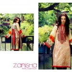 Zanisha Stitched Linen Garments 2014-15 by Al-Zohaib (8)