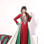Zunaira's Lounge Party Dresses Collection 2014-15