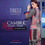 Cambric Un-Stitched Winter Collection 2014