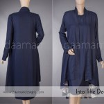 Daaman Winter Dresses Collection 2014-15 4