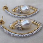 Gold Plated party Earrings collection 14