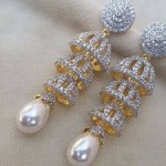 Gold Plated party Earrings collection 2