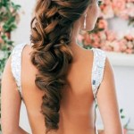 New Year Occasion Long Hair Style For Ladies (1)