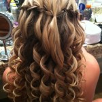 New Year Occasion Long Hair Style For Ladies (6)