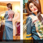 Range Cotton Collection By Rujhan Fabric 21