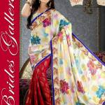 Beautiful Stylish Party Sarees Brides Galleria Collection (1)