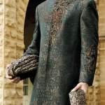 Junaid Jamshed Latest Sherwani Groom Dresses 2015 For Men (6)