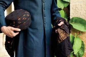 Junaid Jamshed Latest Sherwani Groom Dresses 2015 For Men (2)