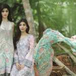 Maria B Summer Lawn Dresses Collection 2015 For Women (2)