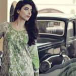 Maria b lawn Latest 2015 for spring summer for girls (2)