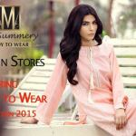 Mausummery Latest Ready to Wear Summer Dresses 2015-16 (5)