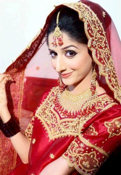 Mawra Hocane Wedding with Asad Pictures