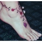 Awesome Foot Tattoo Designs