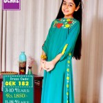 Ochre Clothing Teen Age Young Girls Eid Dresses 2015 (3)