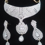 Stylish Necklace Designs 2015 For Brides