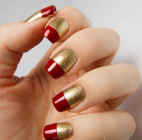 Best Nail Art At Home (1)