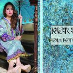 HKFW FLORA KURTI COLLECTION 2015 FOR EID (1)