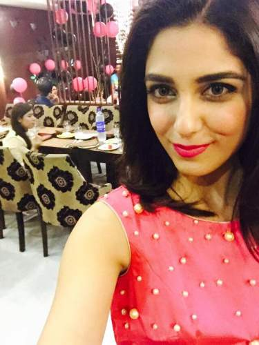 Actress maya ali exclusive birthday party pictures