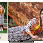 Charizma Range Vol-3 Luxury Lawn Collection 2015