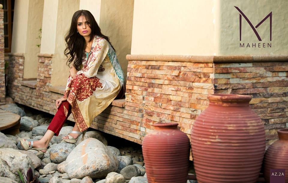 Maheen Tunic Girls Collection 2015-16 by Al-Zohaib Textile (6)