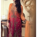 Designer Maria B Mbroidered Eid ul Azha Suits 2015 for Women (4)