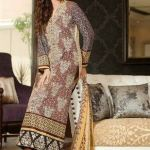 Range by Rujhan Fabric Embroidered Collection 2015-16 (2)