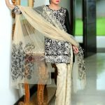 Sana Salman Eid Party Wear Dresses 2015 For Girls (1)
