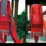 VS Textile Mills Chiffon Collection 2015 For Women (4)