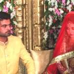 Ahmed Shahzad And Sana Wedding Barat Photos