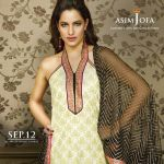 Asim Jofa Luxury Lawn Collection 2015-2016 For Summer (1)