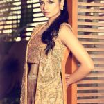 DUSK Party Wear Dresses Collection 2016 by Mifrah (3)