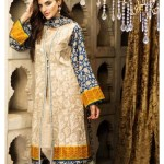 Khaadi LAWN Best Embroidered Eid Collection 2015-2016