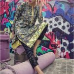 Maria B Mgirl Tunics Eid-ul-Adha 2015 Winter Designs for Hot Girls (2)