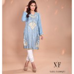 Nadia Farooqui NF Eid Fashion Formal Wear Dress