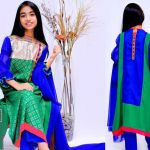 Ochre Clothing New Eid-ul-Azha Kids Wear Dresses Designs 2015 (1)