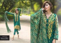 So Kamal Embroidered Chiffon Fall winter 2015 Collection