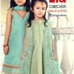 Baby Frocks eid wear by Origins Kids