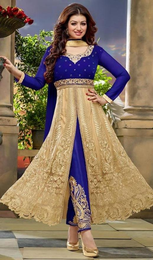 here new fashion elle is sharing latest diwali wear ayesha takia ...