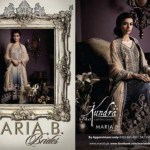 Maria.B Mbroidered Eid Collection 2015-2016