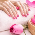 Perfect At-Home Manicure and Pedicure