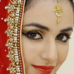Yumna Zaidi front of mirror with cap
