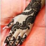 Wedding Finger Mehndi Designs for Girls