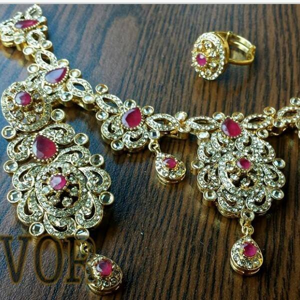 Best 2016 Bridal Jewelry for Girls