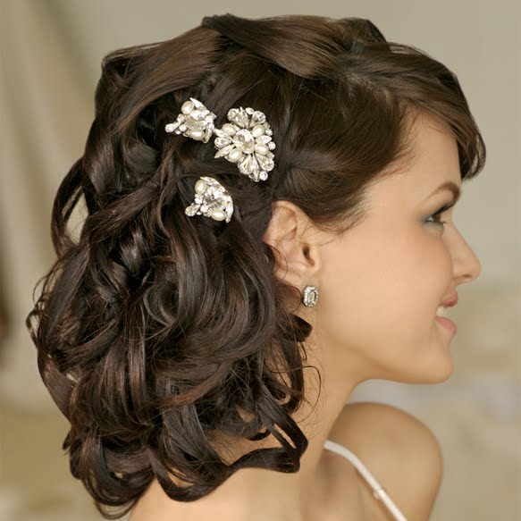 how to do bridal hairstyles for Ladies