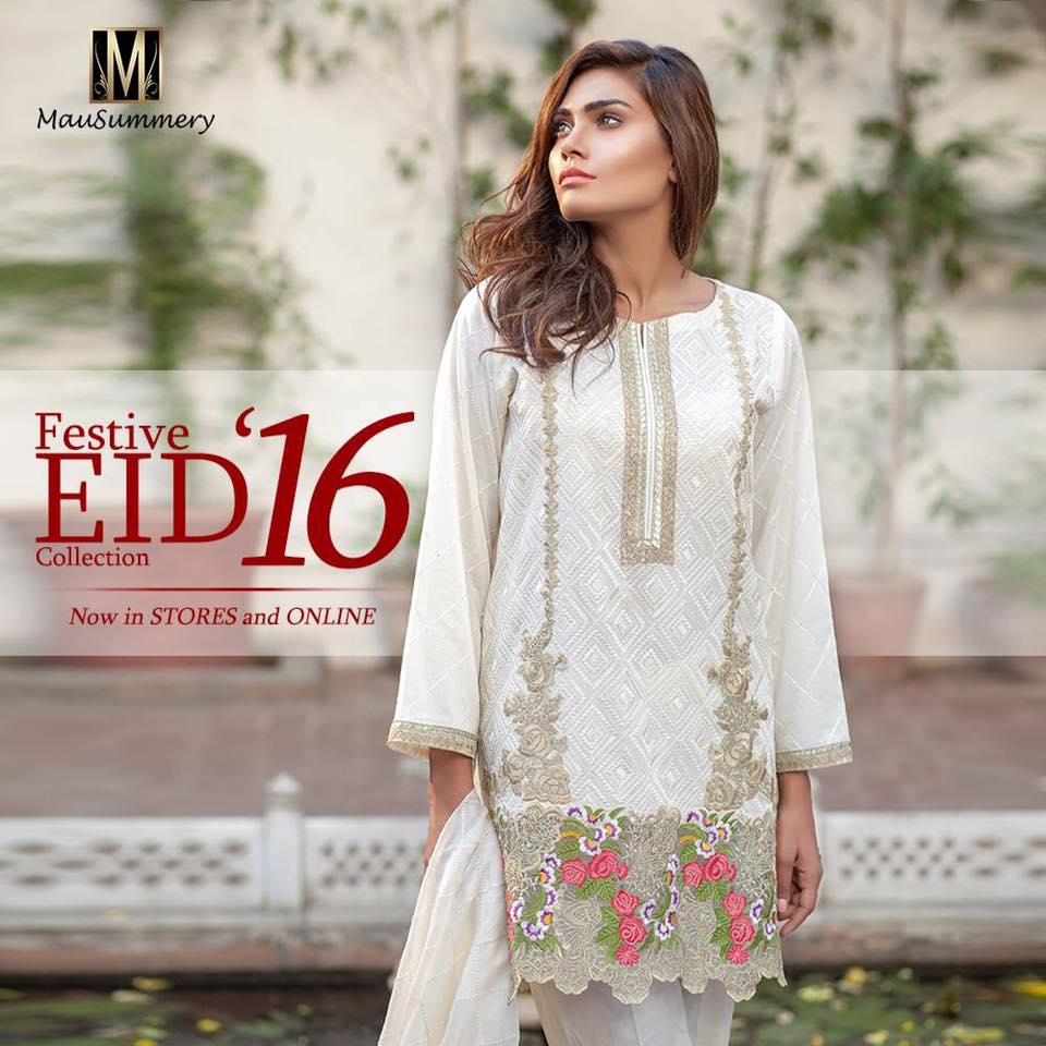 Mausummery ready to wear Summer Collection 2016
