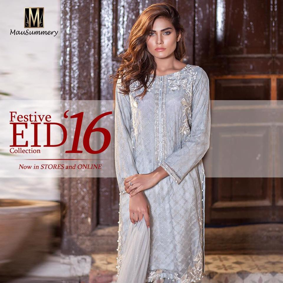 Mausummery Eid Collection 2017-2016 for Women