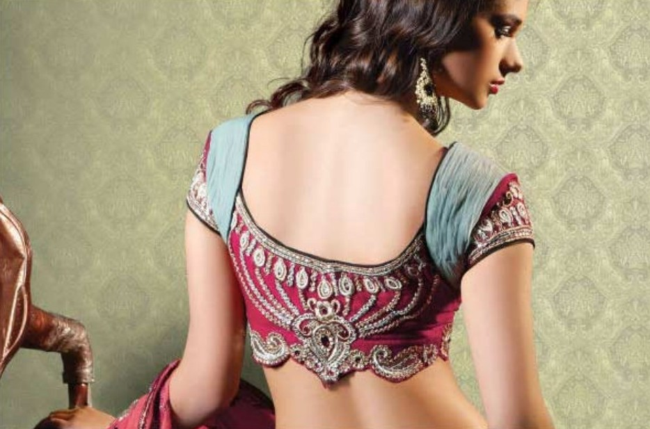 Top Famous readymade saree blouses online