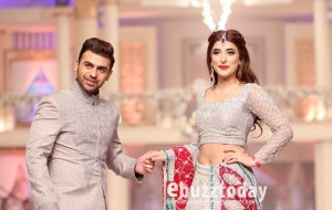HD pics of Urwa Hocane & Farhan Saeed's Wedding