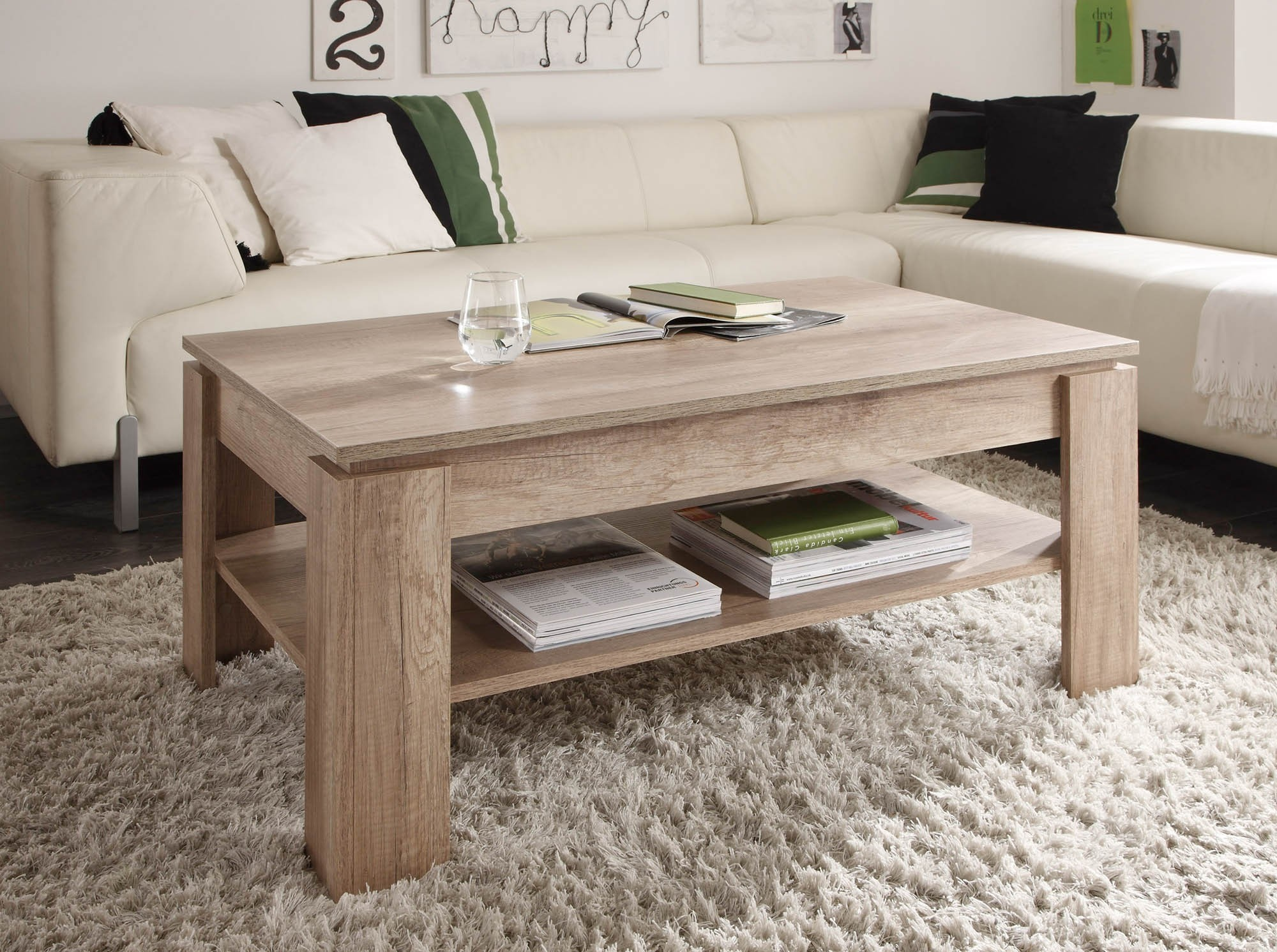 Jonas Three Couchtisch Monument Oak Newfurn