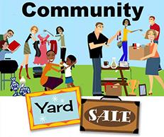 New Glasgow Community Yard Sale